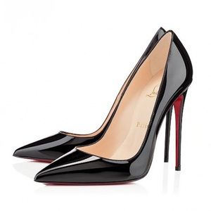 Louboutin So Kate Patent Leather Size 6